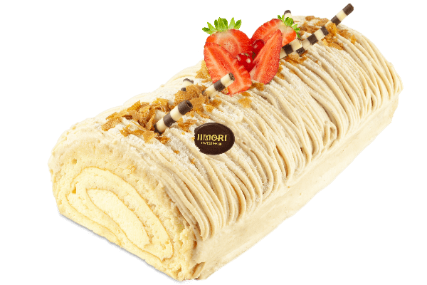 Biscuit Cake Roll