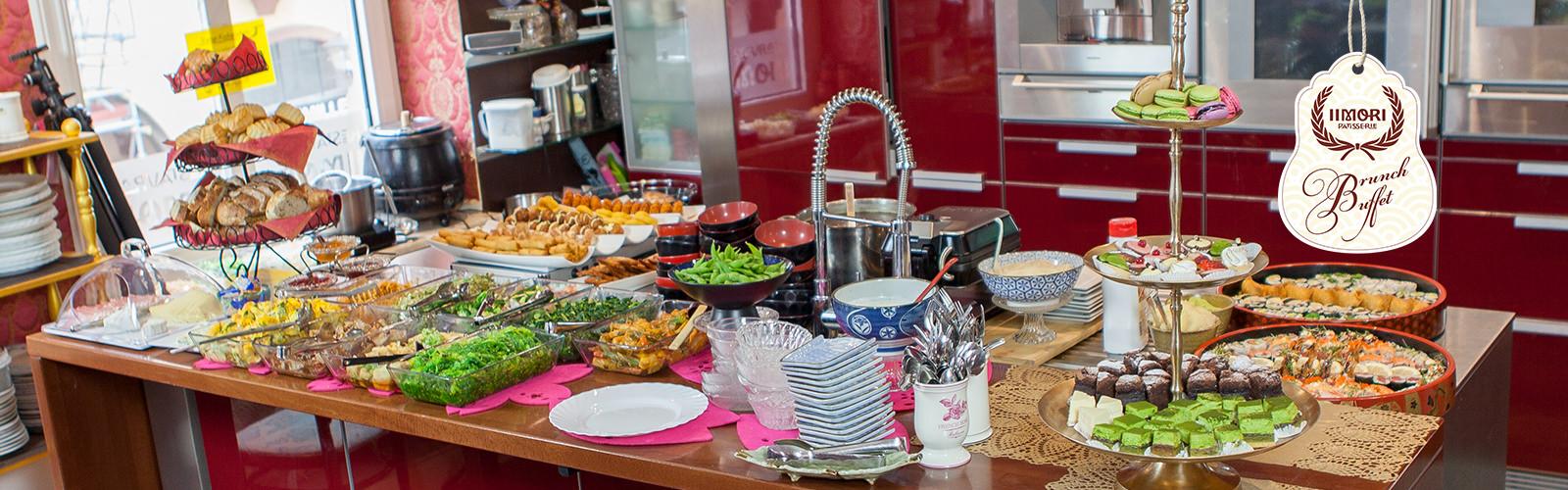 Brilliant Iimori Patisserie Cafe Japanisches Restaurant In Der Download Free Architecture Designs Viewormadebymaigaardcom