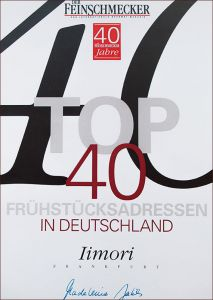 Feinschmecker Top 40